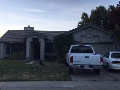 Rocklin Single Family Home Active Short Cont.: 4620 Durham Road