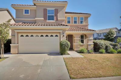 Stockton Single Family Home For Sale: 5980 Duck Cove Lane