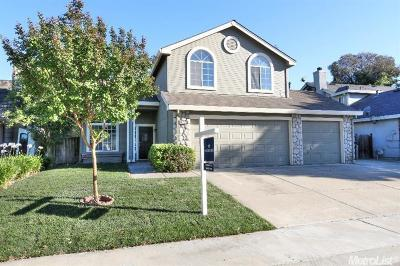 Laguna Creek Village Single Family Home Sold: 5204 Olivehurst Way