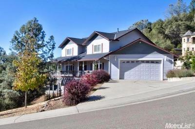 Placerville Single Family Home For Sale: 1658 Covey Drive