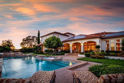 Lincoln Single Family Home For Sale: 3288 Vista De Madera