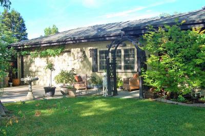 Woodland Single Family Home For Sale: 2 Locust Street