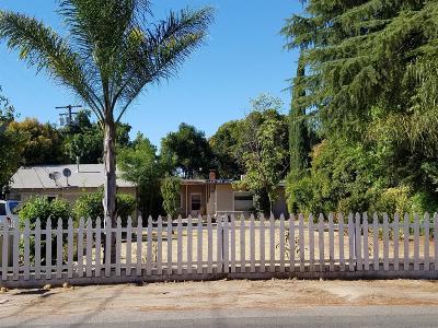 Modesto Single Family Home For Sale: 121 Palm Avenue