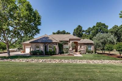 Oakdale Single Family Home For Sale: 10733 Amerine Lane