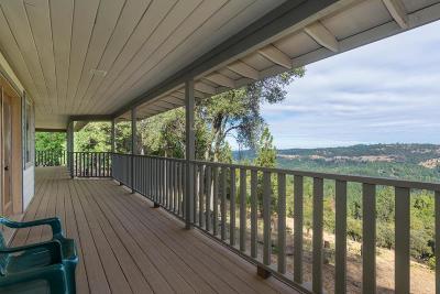 Volcano CA Single Family Home For Sale: $549,000
