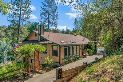 Placerville Single Family Home For Sale: 3687 Wamego Road