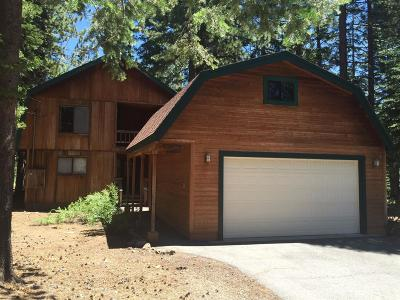 Truckee Single Family Home For Sale: 13778 Ski View Loop