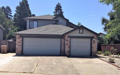 Elk Grove Single Family Home For Sale: 7418 Wilsal Court