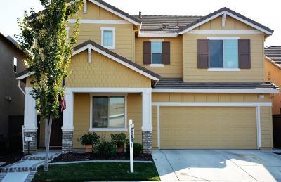 Roseville Single Family Home For Sale: 3613 Trentino Street