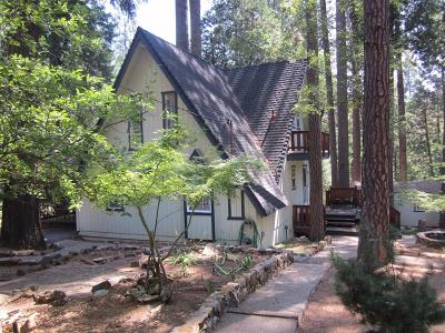 Grizzly Flats Single Family Home For Sale: 10130 Grizzly Flat Road