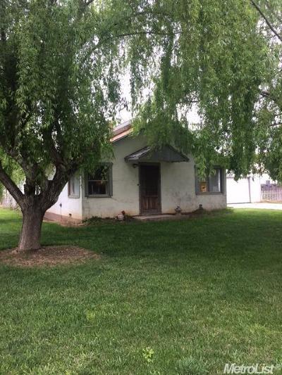 Galt Single Family Home For Sale: 9781 Harvey Road