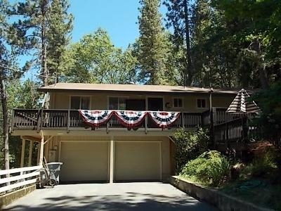 Colfax Single Family Home For Sale: 890 Sunray Lane