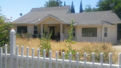 Orangevale Single Family Home Active Short Sale: 5821 Filbert Avenue