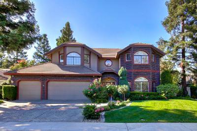 Elk Grove Single Family Home For Sale: 9181 Camden Lake Way
