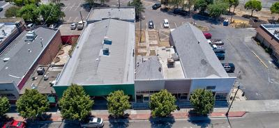 Manteca Commercial For Sale: 230 West Yosemite Avenue