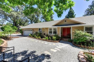 Cameron Park Single Family Home For Sale: 3747 Kimberly Road