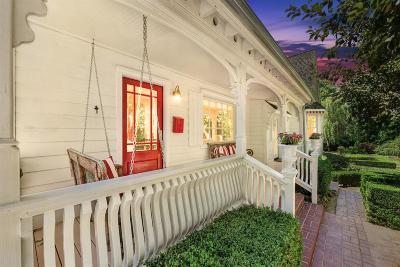 Volcano Single Family Home For Sale: 21400 Saint George Street