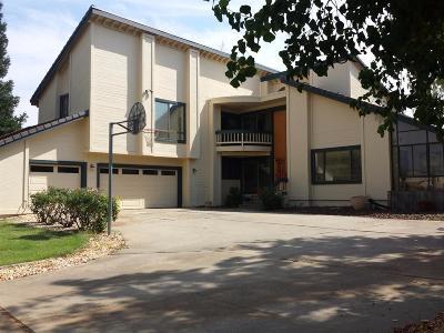 Granite Bay Single Family Home For Sale: 6330 Reservoir Drive