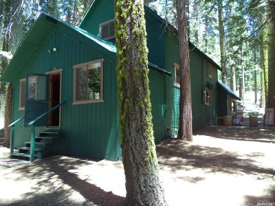 Single Family Home For Sale: 6097 41 Mile Stone Road
