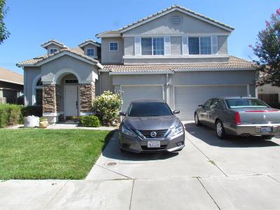 Modesto Single Family Home For Sale: 3229 Tehama Court