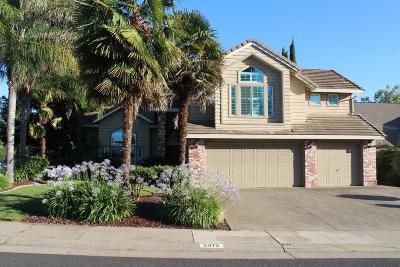 Rocklin Single Family Home For Sale: 5472 Thunder Ridge Circle