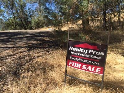 Placerville Residential Lots & Land For Sale: West Murphy Ranch Rd Road