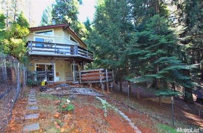 Grizzly Flats Single Family Home For Sale: 5014 Mount Pleasant Drive