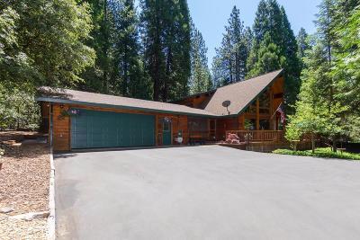 Volcano Single Family Home For Sale: 20200 Kit Court