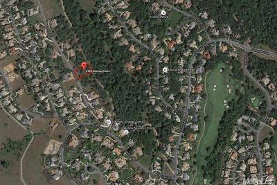 El Dorado Hills Residential Lots & Land For Sale: 4926 Breese Circle
