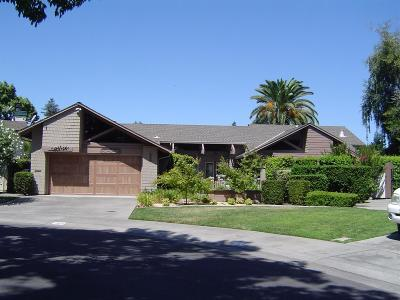 Stockton Single Family Home For Sale: 3423 Meade Drive