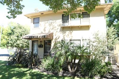 Sacramento County Multi Family Home For Sale: 2201 22nd Street