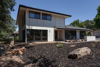 Rancho Murieta Single Family Home For Sale: 6815 Brisa Ln