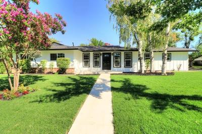Single Family Home For Sale: 4324 Valmonte Drive