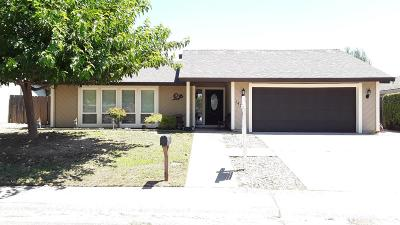 Rocklin Single Family Home For Sale: 3420 Meadow Way