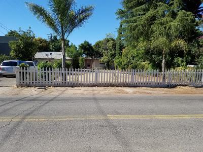 Modesto Multi Family Home For Sale: 121 Palm Avenue