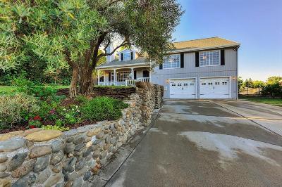 Fair Oaks Single Family Home For Sale: 8045 Livorna Way