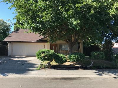 Citrus Heights Single Family Home For Sale: 5925 Trawler Way