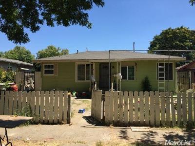 Modesto Single Family Home For Sale: 433 Leon Avenue