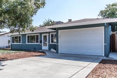 Folsom Single Family Home For Sale: 124 McKiernan Drive