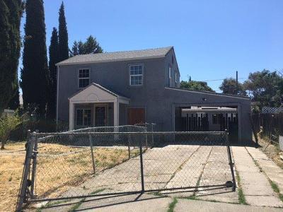 Stockton Multi Family Home For Sale: 1233 Sycamore Avenue