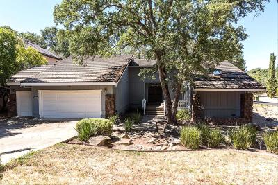 Rancho Murieta Single Family Home For Sale: 6400 Camino Del Lago