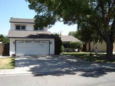 Tracy Single Family Home For Sale: 810 Amaretto Drive