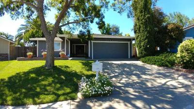 Citrus Heights Single Family Home For Sale: 7301 Saint Albans Court