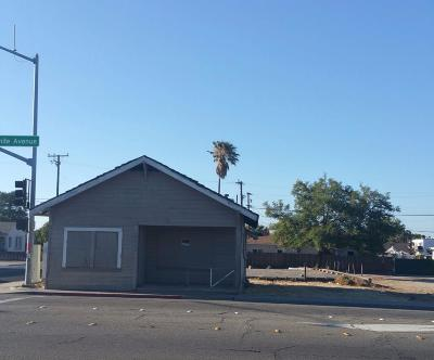 Manteca Commercial For Sale: 603 East Yosemite Avenue