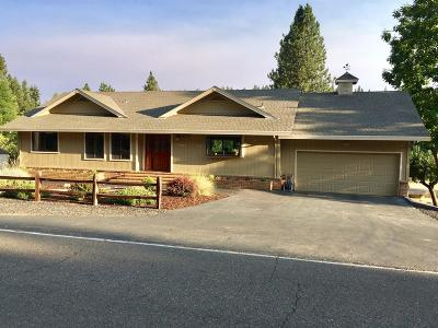 Pioneer Single Family Home For Sale: 26298 Fairway Drive