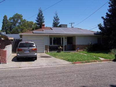 West Sacramento Single Family Home For Sale: 8 17th Street
