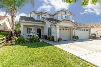 Tracy Single Family Home For Sale: 2326 Sabrina Way #2326