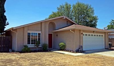 Tracy Single Family Home For Sale: 1045 Joranollo Drive