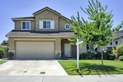 Stockton Single Family Home For Sale: 10552 Clarks Fork Circle