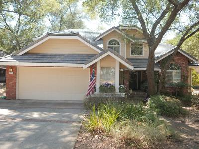 Rancho Murieta Single Family Home For Sale: 6456 Via Del Cerrito